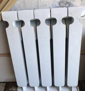 Биметаллические радиатор.