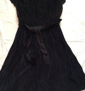 Платье чёрное Новое 42 р