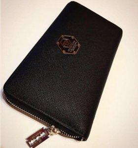 Мужской кошелек новый.  Philipp Plein