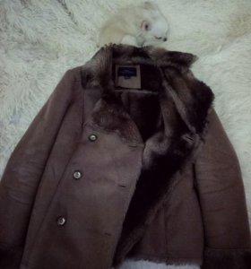 Пальто-шубка