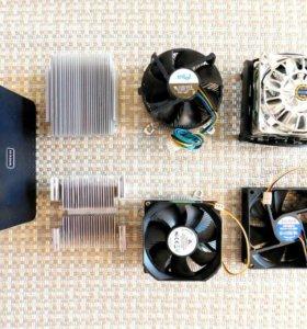 Вентиляторы и система охлаждения для компа