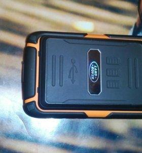 Телефон водонепроницаймый противоударный