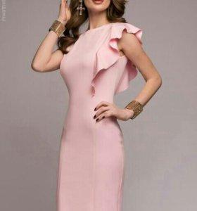 Платье новое XL
