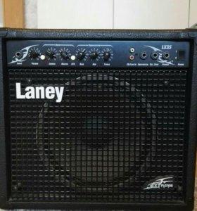 Мощный гитарный усилитель Laney LX35