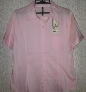 новая рубашка/блузка