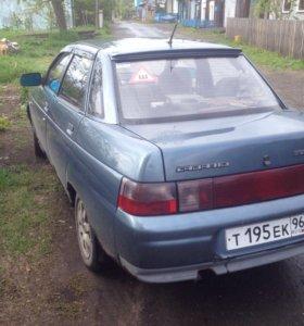 Ваз 2110 1.5 МТ,2001, седан