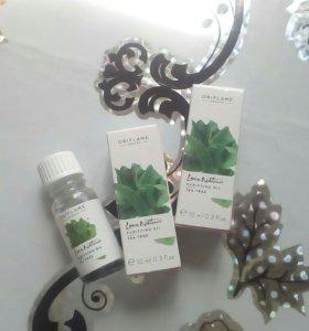 Антибактериальное средство с маслом чайного дерева