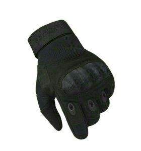 Перчатки тактические с жесткой защитой суставов