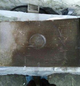 Радиатор Форд Фокус 2