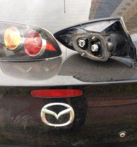 Задний фонарь на MAZDA 3 седан ( 2005-2008)