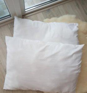 Евро подушки 2шт