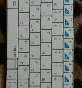 Клавиатура беспроводная Rapoo E6300