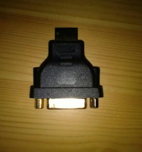 Переходник DEXP HDMI-DVI
