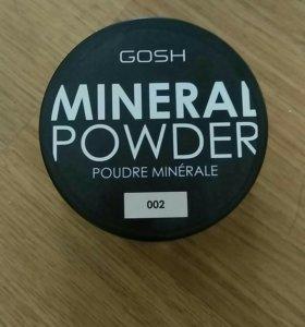 Минеральная пудра GOSH Mineral Powder