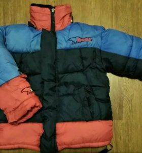 Зимняя куртка на 2 года