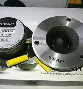 Пищалки Teac TE-T100