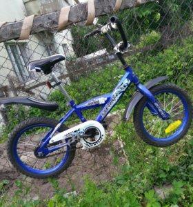 Велосипед (3-7лет)