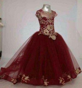Платье от 5лет до 8.