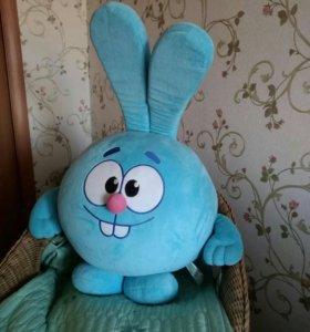 Большая мягкая игрушка Крош