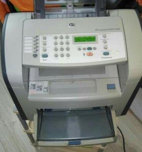 МФУ LaserJet 1319f