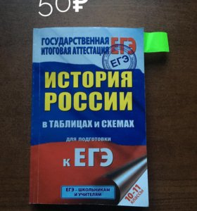 Книжки для подготовки к ЕГЭ