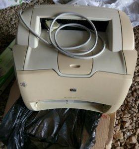 Б/у принтер HP лазерный