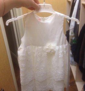 Много брендовой одежды для девочки 80,86