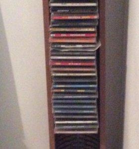 Подставка стойка для CD / DVD дисков
