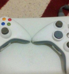 Xbox 360+Карта памяти на 256 мг+Новый диск FIFA 16