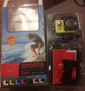 Sport cam full hd 1080