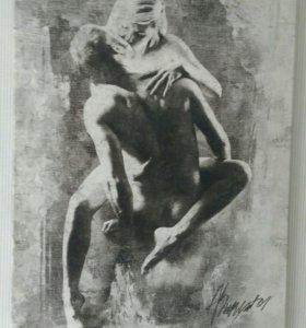 Картина 90 х 70
