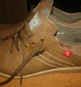 Ботинки новые хорошие
