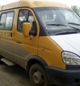 Перевозки а/м ГАЗель-3221
