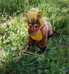 лошадка - качалка