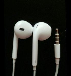 Оригинальные Наушники EarPods от Apple