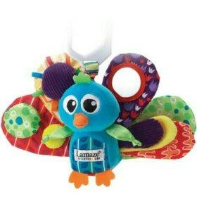 Игрушка бабочка lamaze