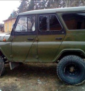 УАЗ 31519, 1998