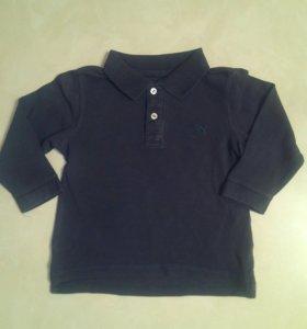 Рубашка-поло для мальчика, рост 74-80