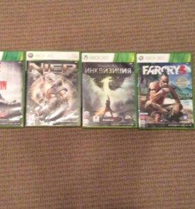 Игры для консоли Xbox360