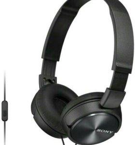 Наушники SONY MDR-ZX310AP Black