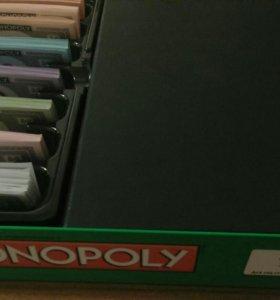 Настольная игра Monopoly (монополия)
