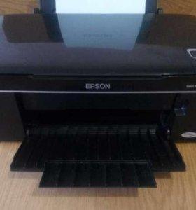 Продаётся Принтер epson stylus sx 130