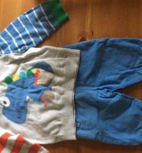 Одежда mothercare hm