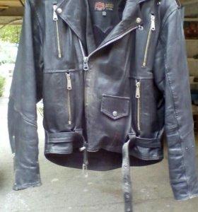 Куртка натур.кожа
