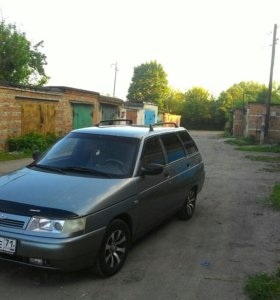 ВАЗ 2111, 1,6 МТ, 2007 универсал