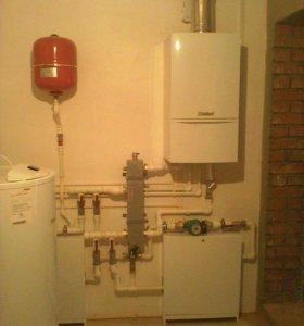 опресовка радиаторов и систем отопления