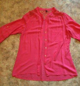 Рубашка - блузка 50 размер