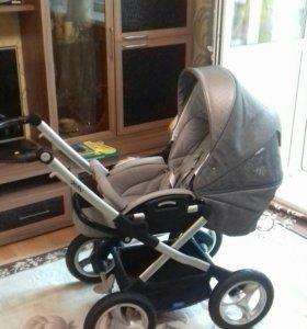 Детская коляска Geoby 2 в 1