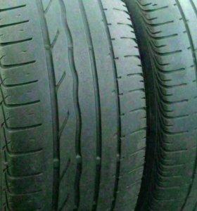 205/55/16 2шт Bridgestone turanza er300