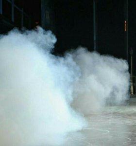 Генератор дыма и мыльных пузырей